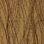 Virginia Creeper GOLD Behang Texam Selected wallpapers by OOSTENDORP