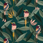 Vogel behang Vogel Behang Studio Ditte Selected wallpapers by OOSTENDORP