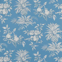 Dandy Blue behang Boussac Selected wallpapers by OOSTENDORP