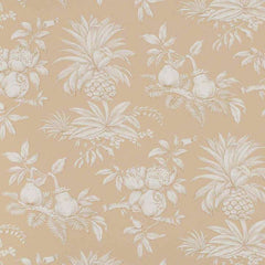 Dandy Taupe behang Boussac Selected wallpapers by OOSTENDORP