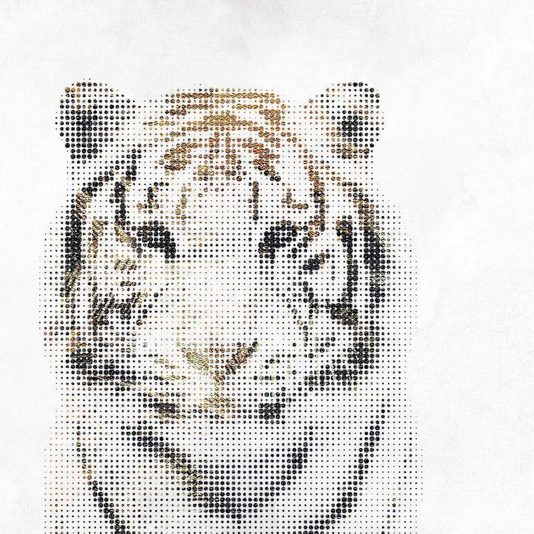 Wild 1 behang Inkiostro Bianco Selected wallpapers by OOSTENDORP