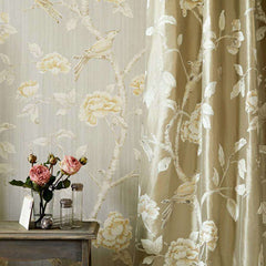 Woodville behang Zoffany Selected wallpapers by OOSTENDORP