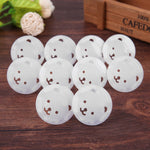 5pcs Bear EU Power Socket Electrical Outlet Cover Protection Children Baby Safety Anti Electric Shock Plugs Protector Cover