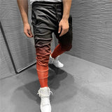 New Gradient Autumn Gyms Men Joggers Sweatpants Men's Joggers Trousers Sporting Clothing The High Quality Bodybuilding Pants