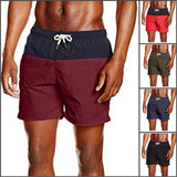 5 Colors Men's Shorts 2019 New Summer Mens Beach Shorts Swimsuits Swimwear Man Cotton Casual Male Shorts Sport Pants Teen Boys