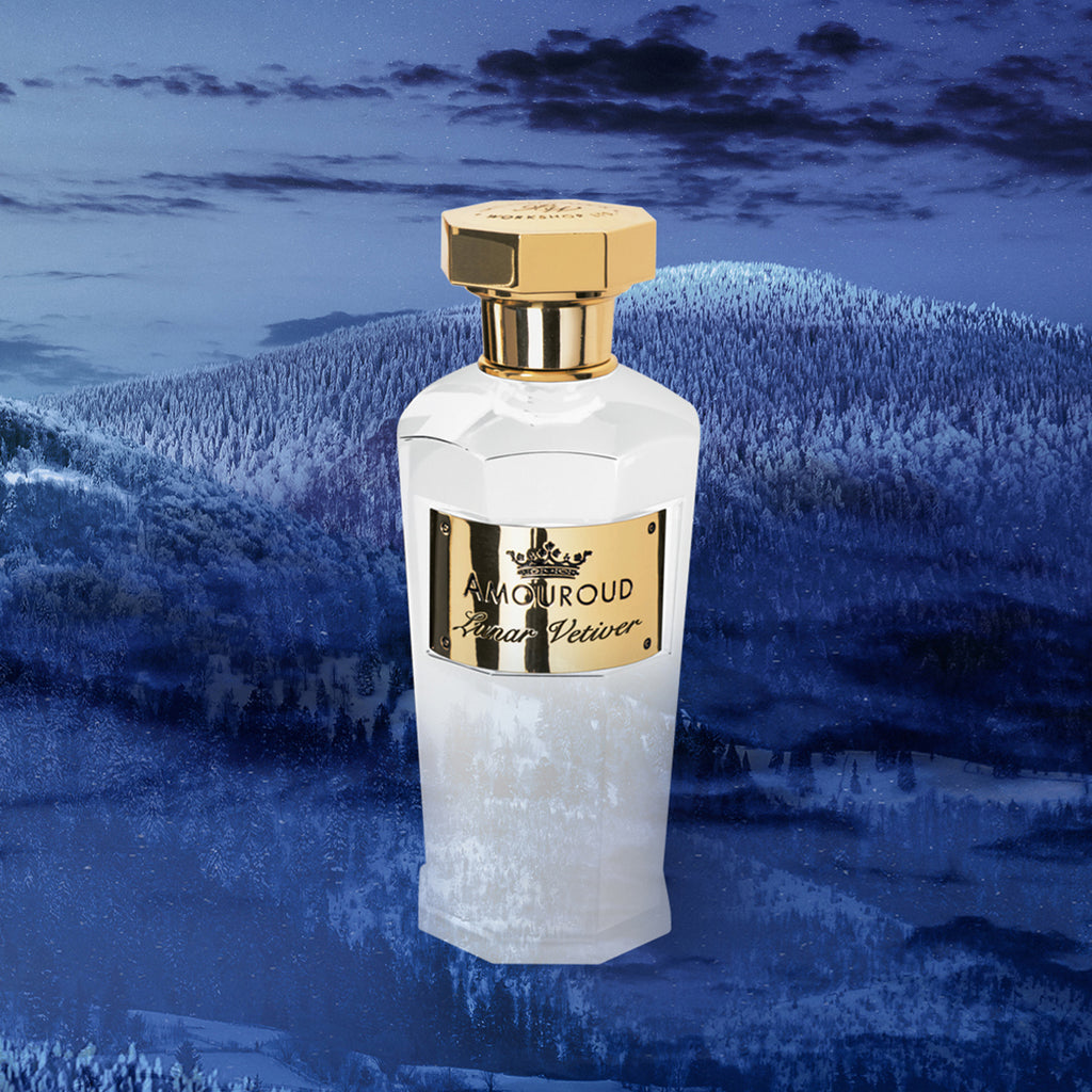 Lunar Vetiver Fragrance by Perfumer's Workshop