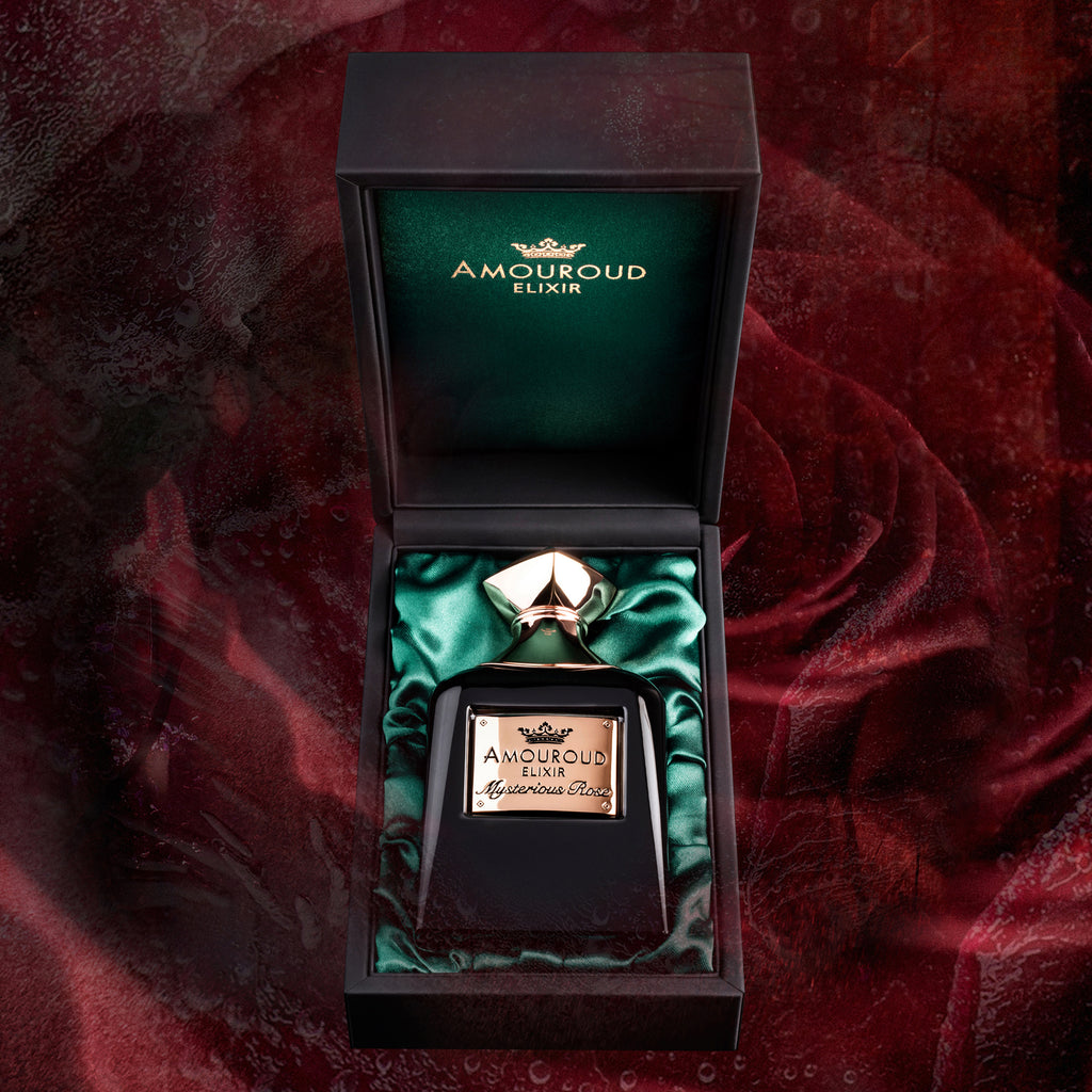 Mysterious Rose Fragrance by Perfumer's Workshop