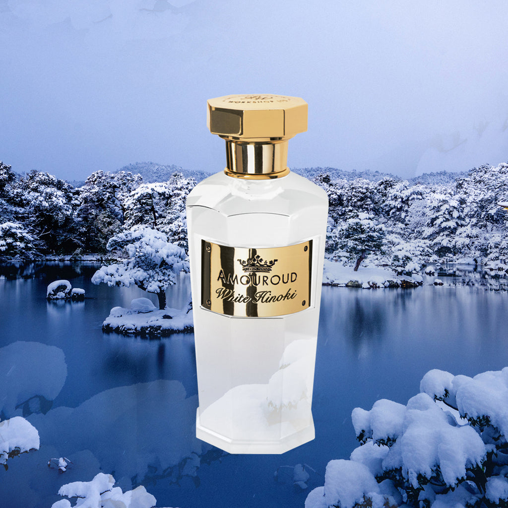 Amouroud White Hinoki Perfume