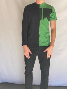 Split Air Long Sleeve