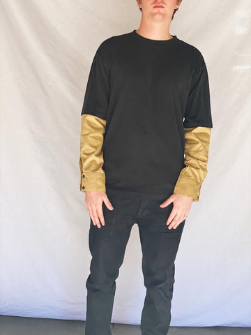 Basic Black Long Sleeve