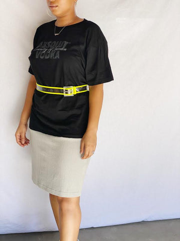 Absolut Tee Shirt Dress