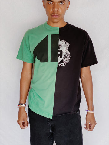 Split Nike Tee - shirts - Freak-i$h
