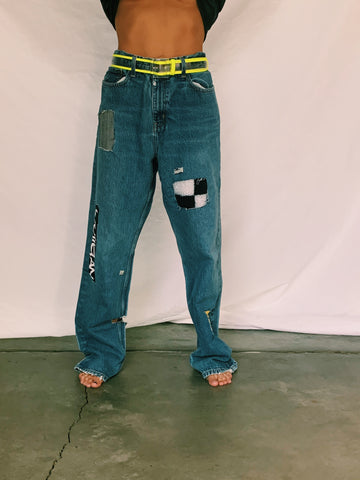 Hooligan Jeans Pt. 2 - pants - Freak-i$h