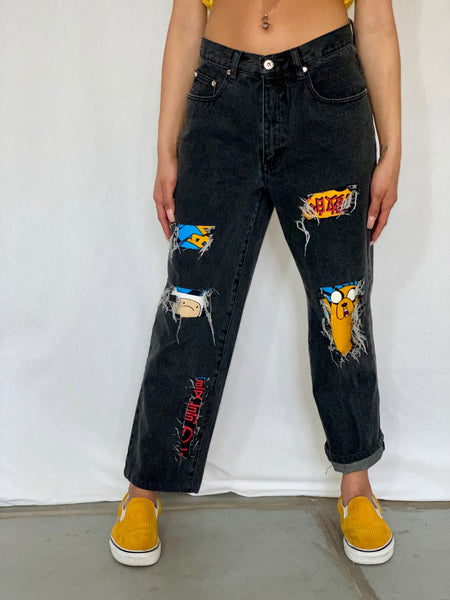 Adventure Time Jeans - pants - Freak-i$h