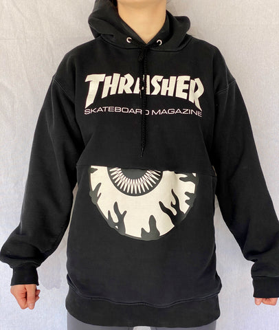 Mishka x Thrasher x Freakish - Hoodies - Freak-i$h