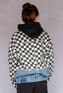 The Checkered Hoodie