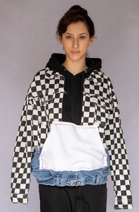 The Checkered Hoodie -  - Freak-i$h