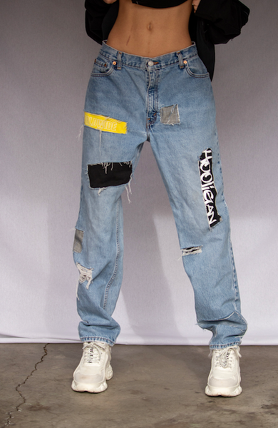 The Hooligan Jeans -  - Freak-i$h