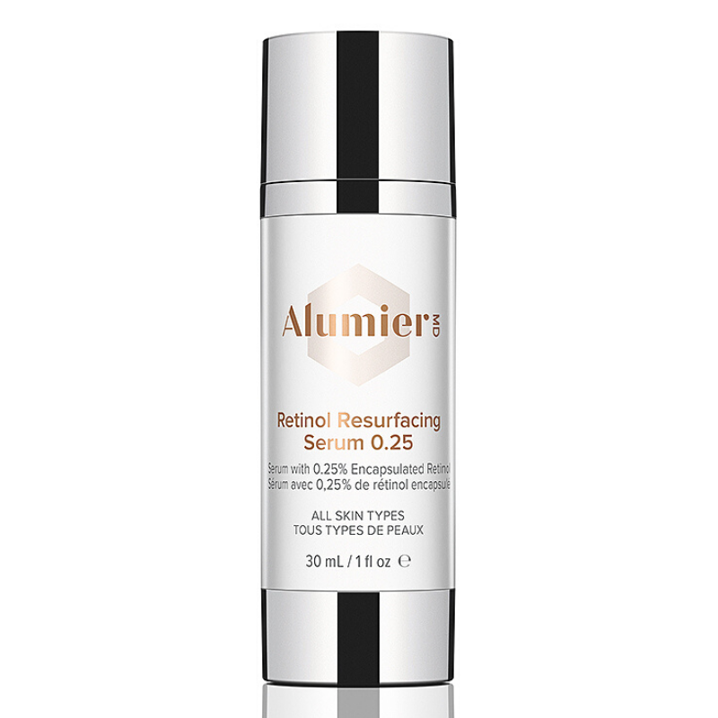AlumierMD Retinol Resurfacing Serum 0.25 (prescription only)