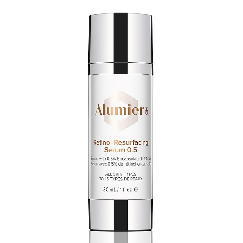 AlumierMD Retinol Resurfacing Serum 0.5 (prescription only)