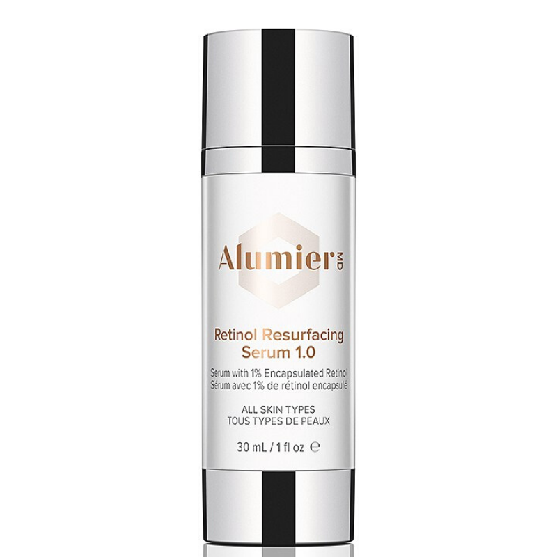 AlumierMD Retinol Resurfacing Serum 1.0 (prescription only)