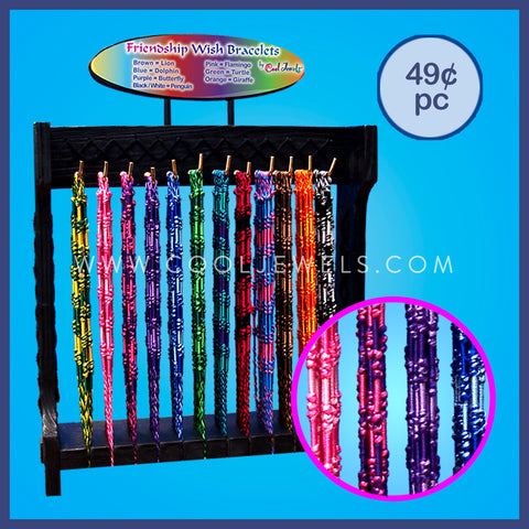 Bulk Friendship Bracelets