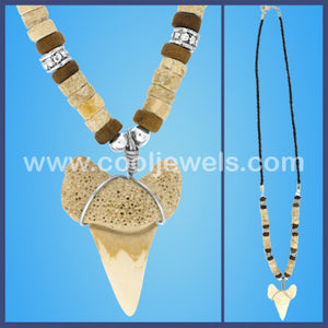 Shark Tooth Jewelry