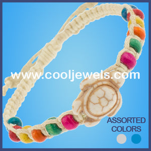 Adjustable Wholesale Turtle Bracelets