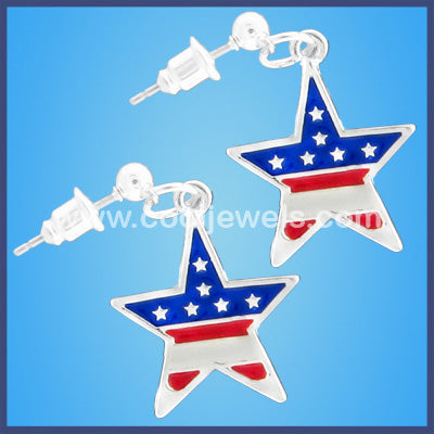 American Star Earrings
