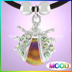 LADYBUY MOOD NECKLACE