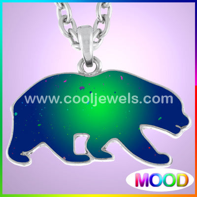 Mood Bear Necklace