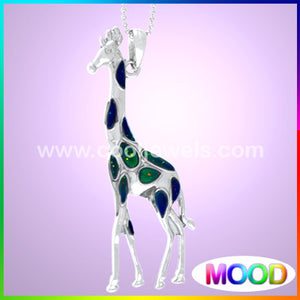 Mood Giraffe Necklaces