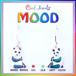 Mood Panda Earrings