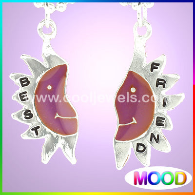 Sun Best Friends Necklace
