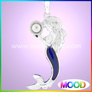 MOOD Mermaid Necklace