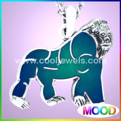 Mood Gorilla Necklaces
