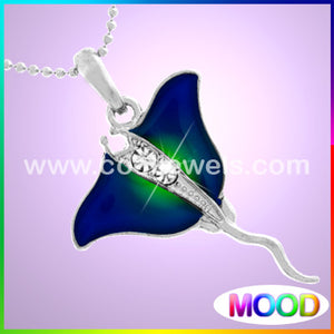 MOOD Stingray Necklace