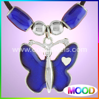 Mood Butterfly Necklaces