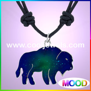 Mood Bull Necklaces