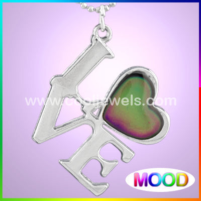 Mood Love Necklace