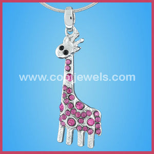 Wholesale Giraffe Necklaces