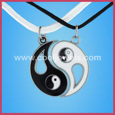 cool ying yang necklaces