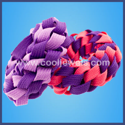 Assorted Colored Hair Scrunchies