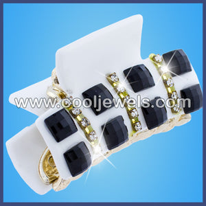 Jaw Clips Rhinestones Fashion
