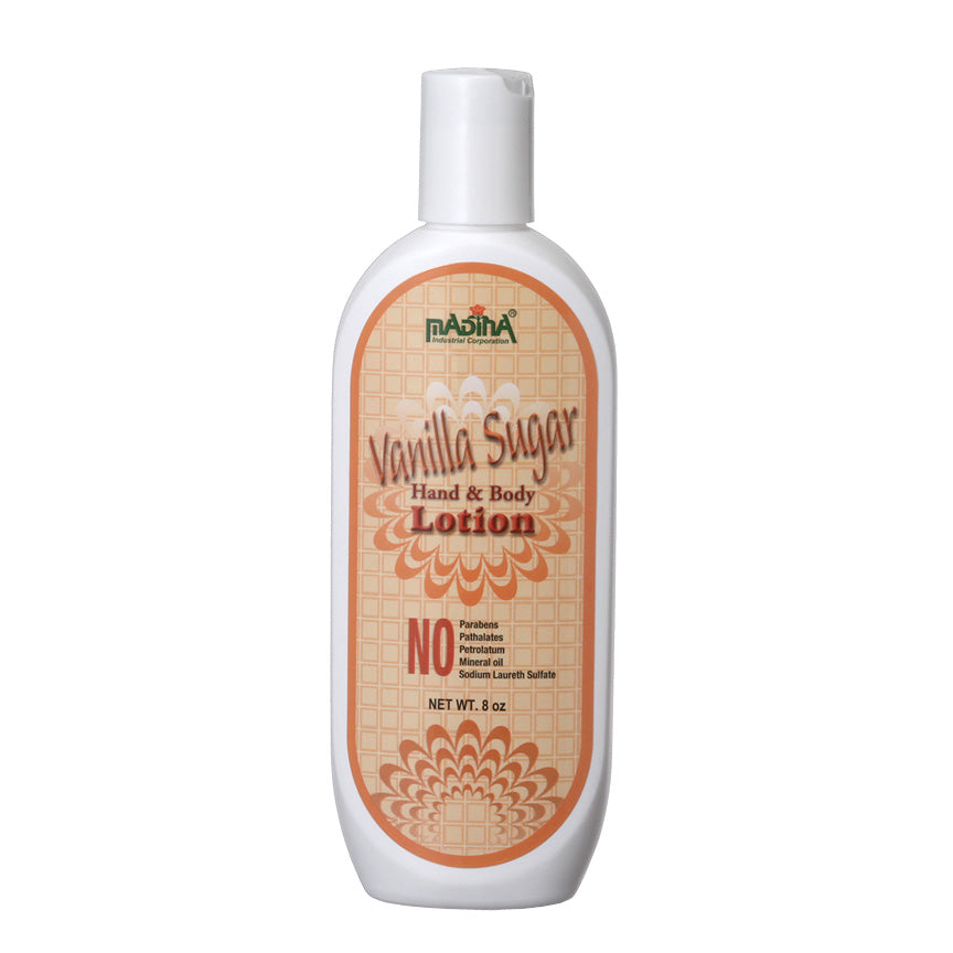 Vanilla Sugar Hand & Body Lotion