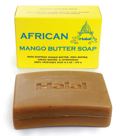 African Mango Butter Soap
