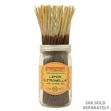 Lemon Citronella Incense Sticks