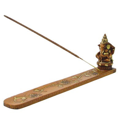 Ganesh Boat Incense Burner