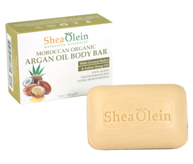Moroccan Organic Argan Oil Soap