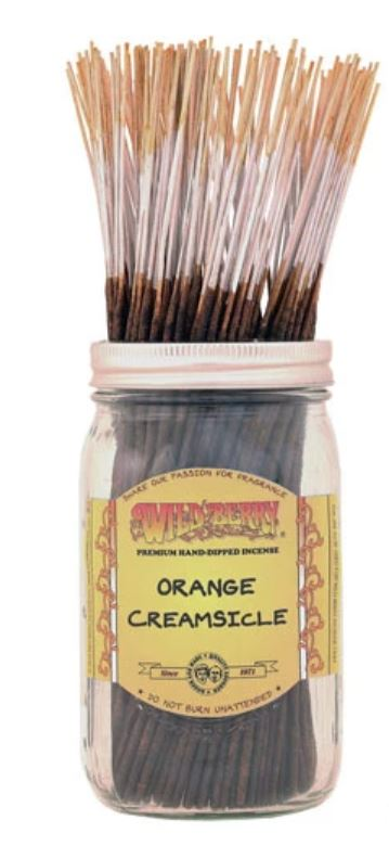 Orange Creamsicle Incense Sticks